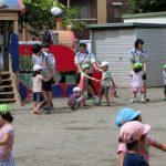 2017年6月9日・12日 柿生中学校職業体験